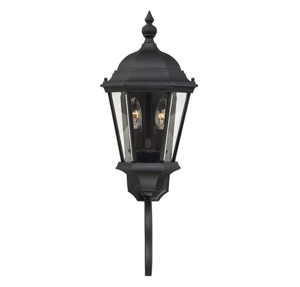 Wakefield Wall Mount Lantern 5 1301 Bk Greer Lighting Center